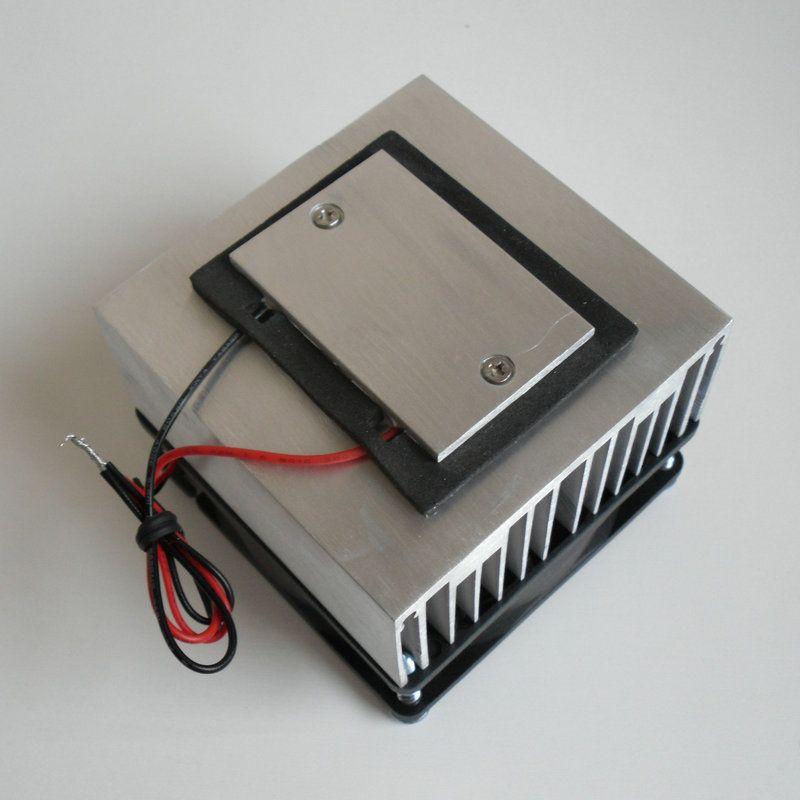 Aliexpress Com Buy Cooling Diy New Cooling System Refrigeration System Diy Kit Set Peltier Cooler Co Thermoelectric Cooling Thermoelectric Generator Diy Kits