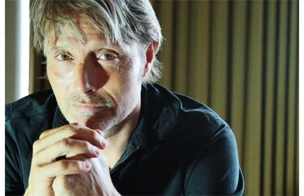 "Video:  ""It's actually 'Mess' like the end of Thomas...Mads."" Mikkelsen (with video)"