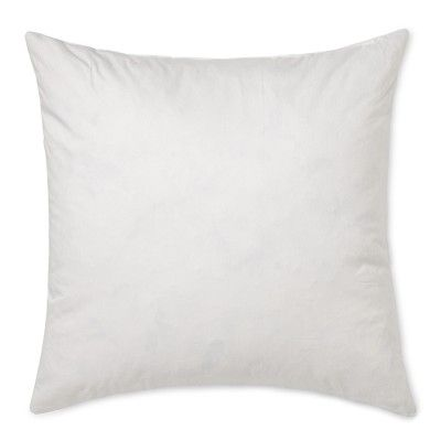 "Pillow Insert, 18"" X 18"" #WilliamsSonoma"