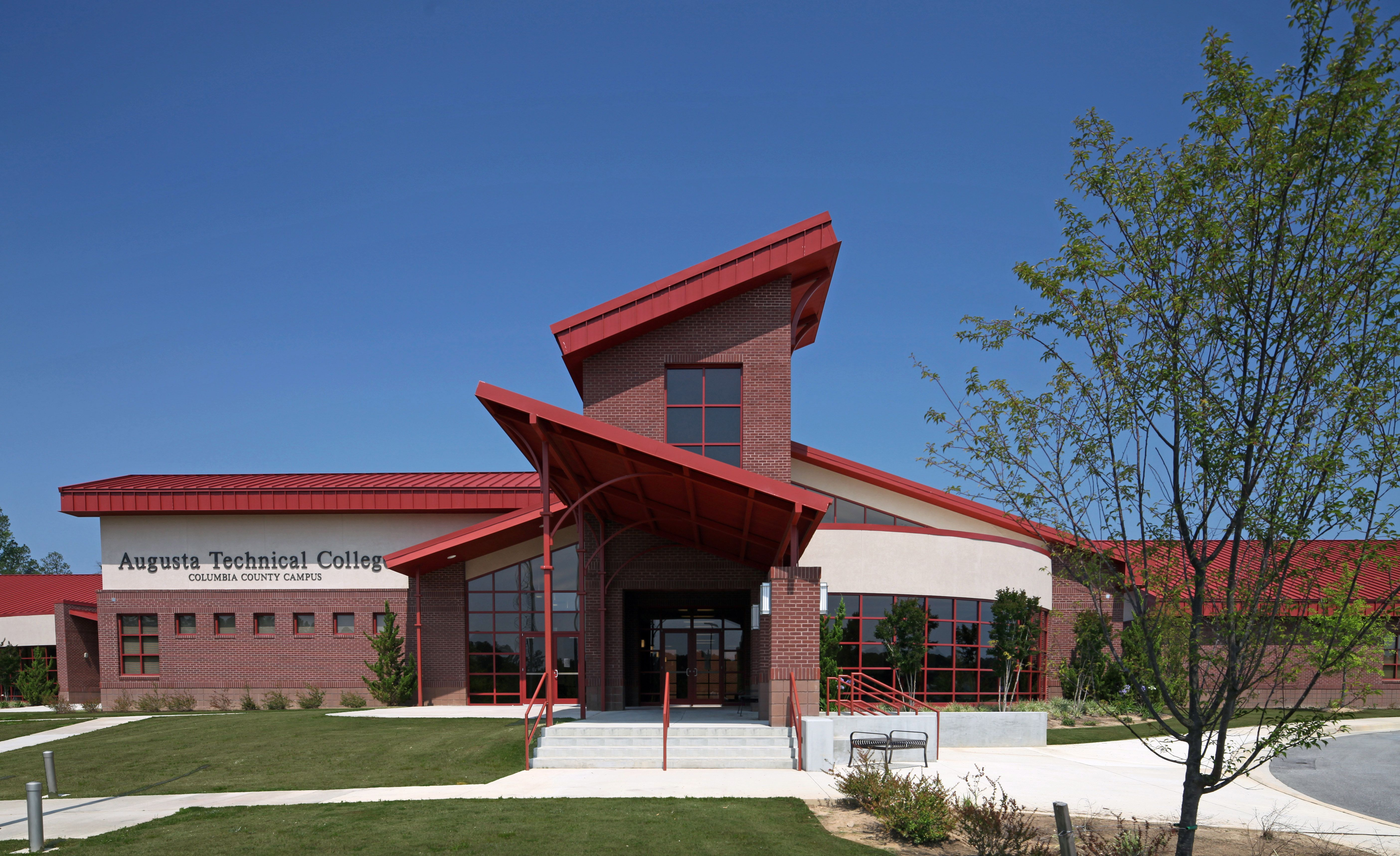 New construction project for augusta technical college at