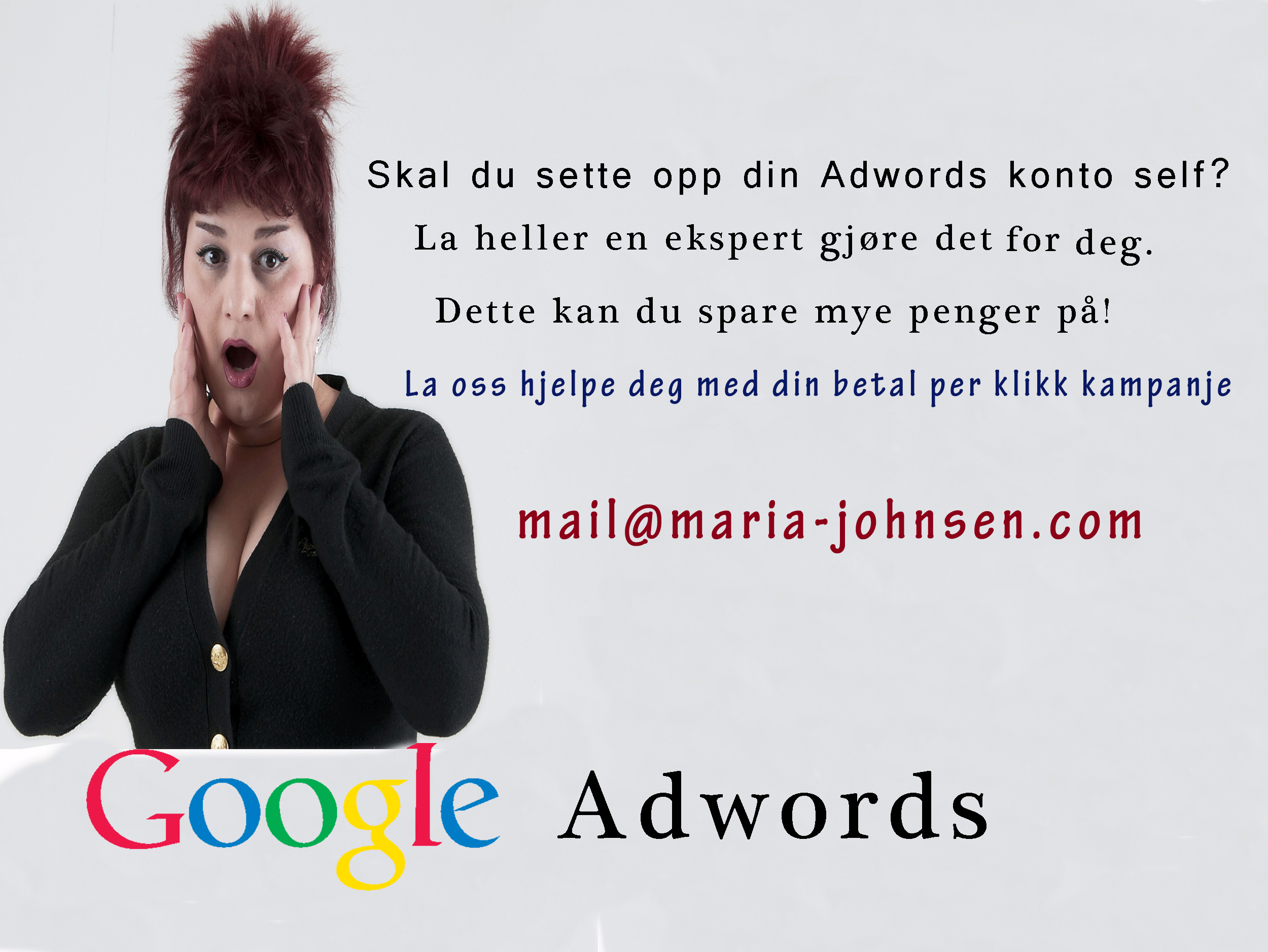 We manage your Google Adwords in Norway, generate sales & increase your Ecommerce's ROI. Contact +47 9061 27 31