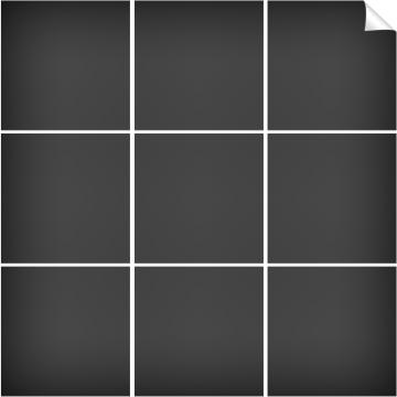 Fliesenfolie Fliesenaufkleber 1 Farbig Matt Fliesenfolie Dekofolie Klebefolienshop Fliesenfolie Fliesenaufkleber Dekofolie