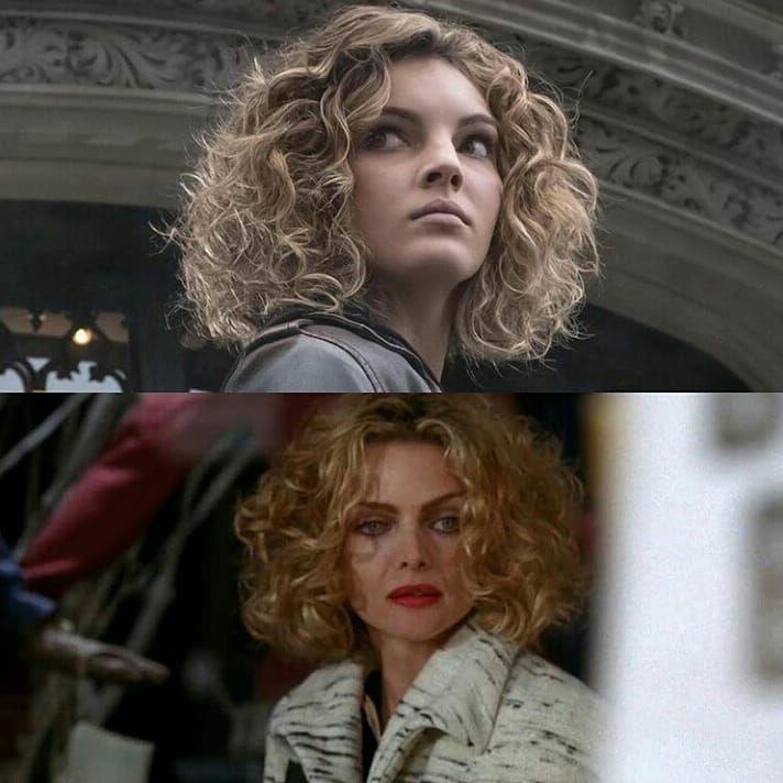 Selina Kyle Catwoman Camren Bicondova Gotham Michelle Pfeiffer