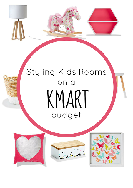 Styling Kids Rooms On A Kmart Budget Kids Room Kids Bedroom Makeover Kid Room Decor