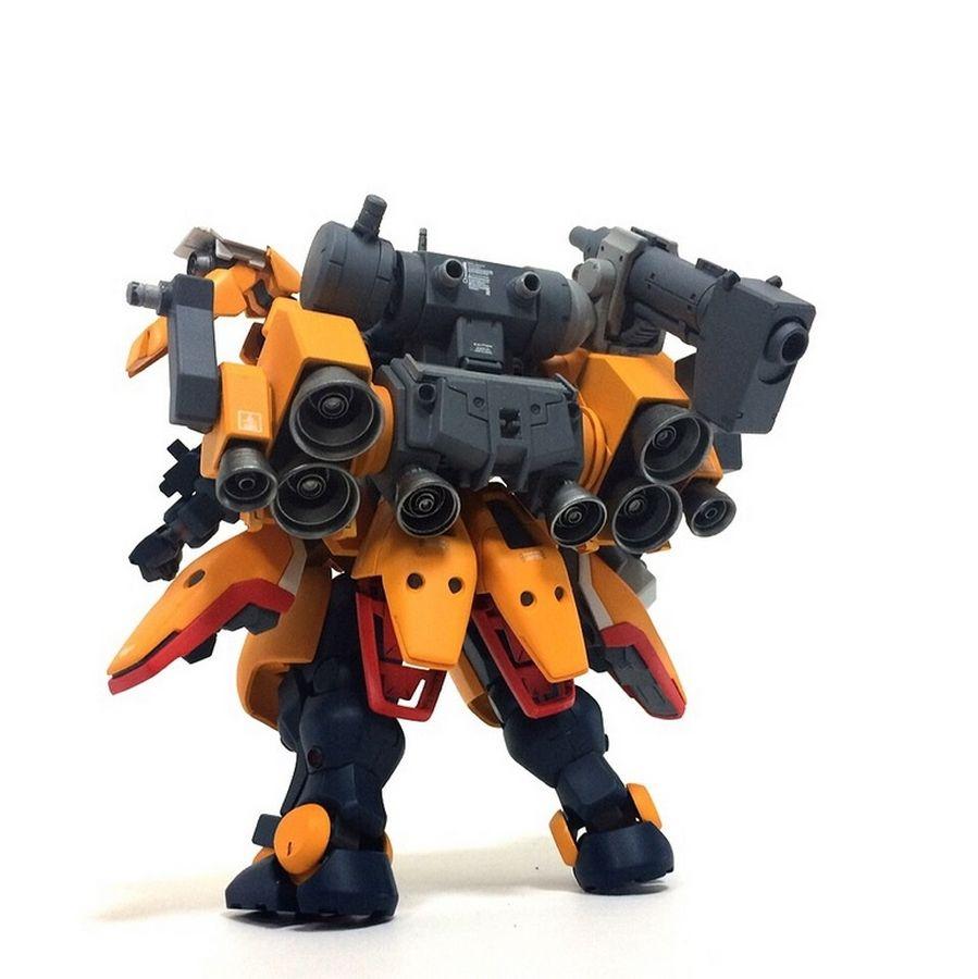 Custom Build: HG 1/144 Grimoire Ver. dmi [Hermit Dress] - Gundam Kits Collection News and Reviews