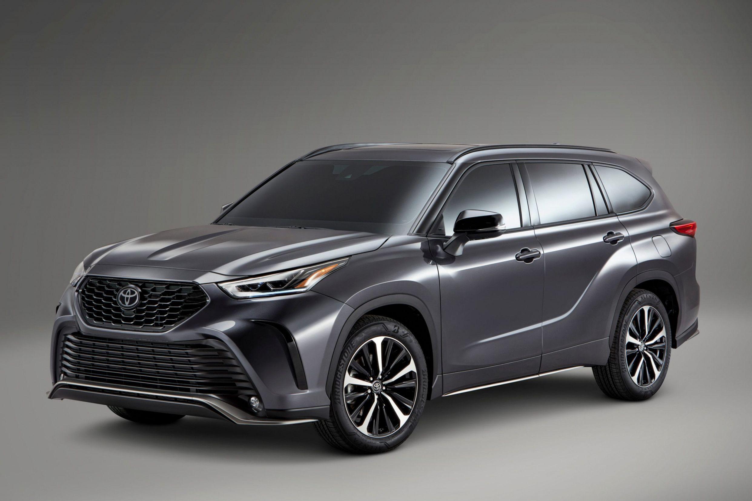 Konzept Und Konzept 2021 Toyota Matrix In 2020 Toyota Highlander Interior Toyota Highlander Toyota