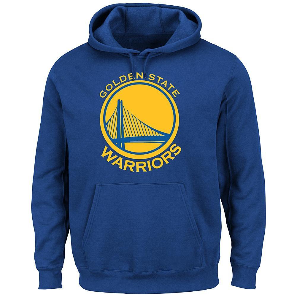 fd45e4e2 NBA Long-Sleeve Tek Patch Hoodie - Warriors - 8616652 | Products ...
