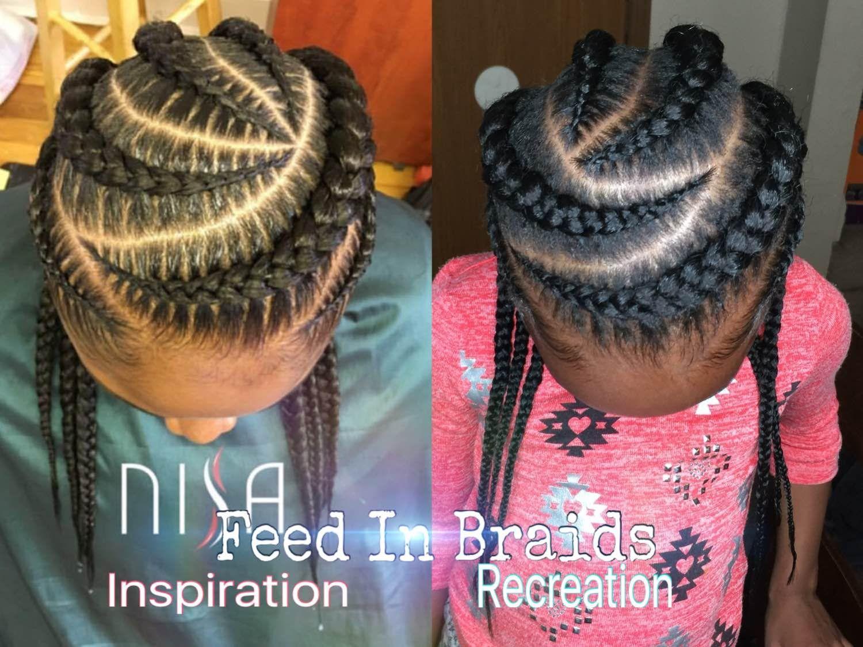 5 Braid Hairstyles: HAIR - Kids Braided Hairstyles