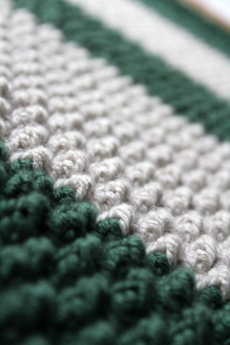 UPDATED: The Alpine Blanket Stitch Pattern | Baby | Pinterest ...