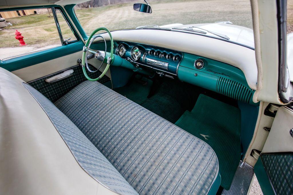 1955 Chrysler Windsor Deluxe Sedan C67 Chrysler Windsor