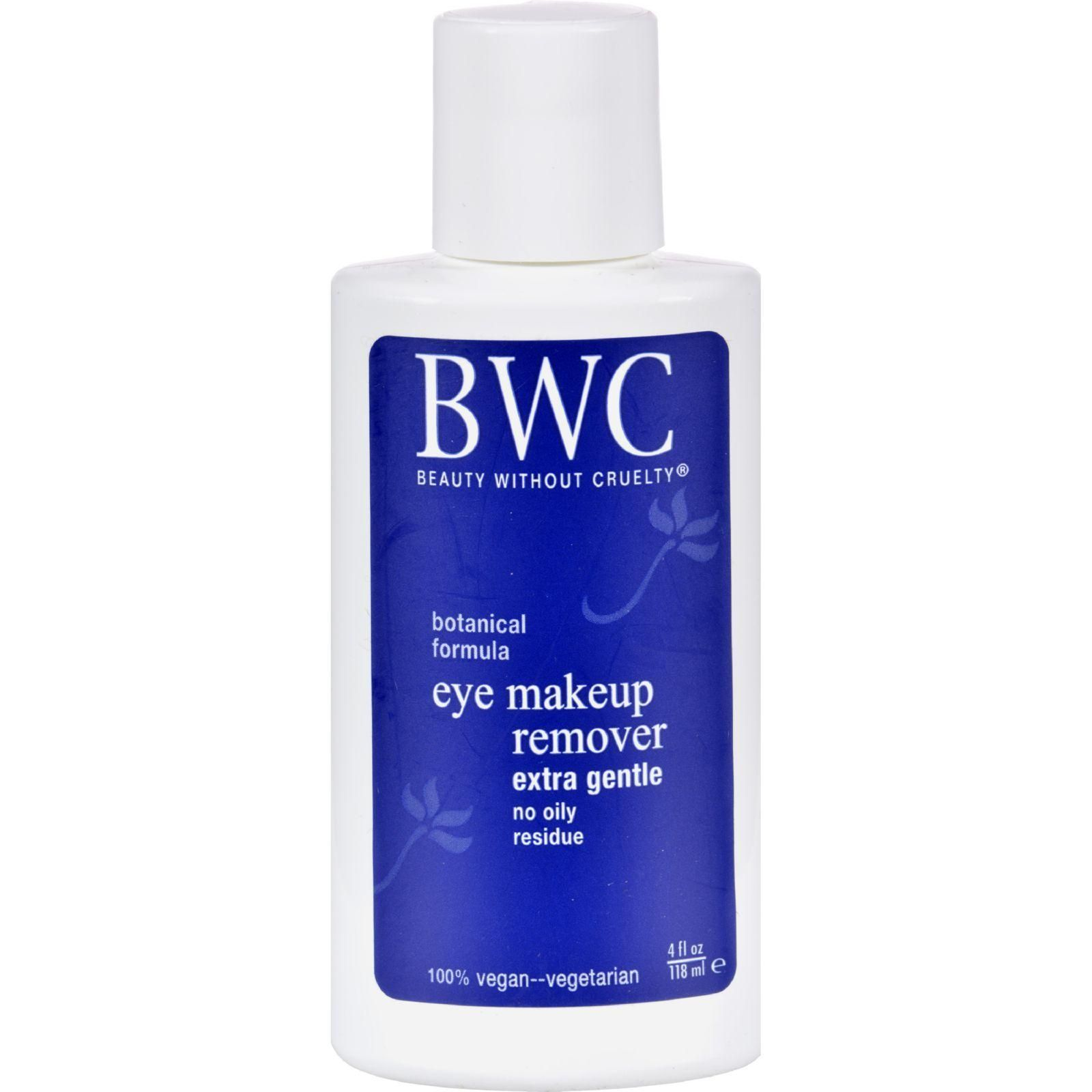 Beauty Without Cruelty Eye Makeup Remover Extra Gentle