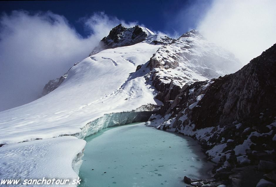 Island Peak 6189 m, Nepál - Dobrodruh.sk - magazín o cestovaní