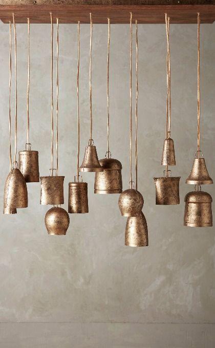 sonnerie chandelier