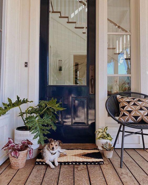 #patio #frontporch #porchdecor #curbappeal #affiliate #beachpretty
