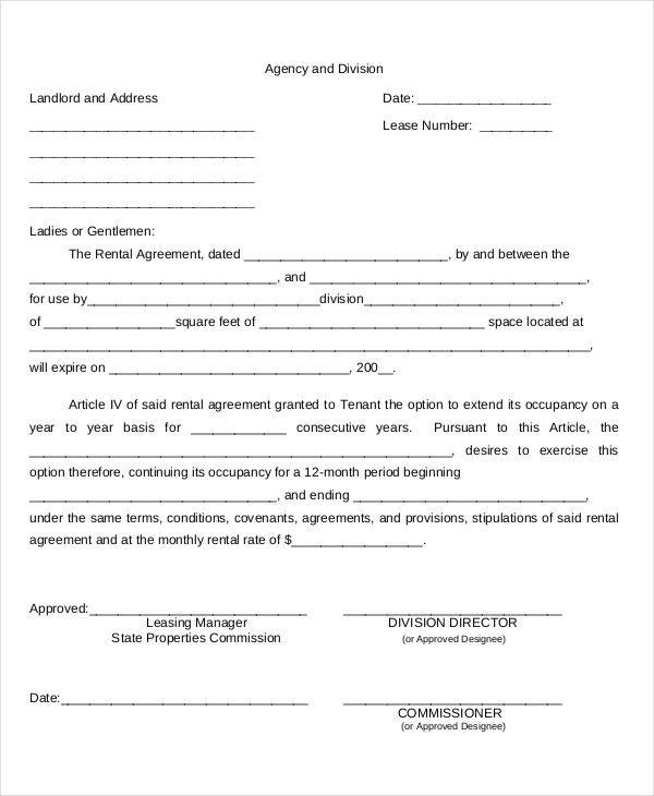 application letter renewal 28 images lease renewal form rental - lease renewal form