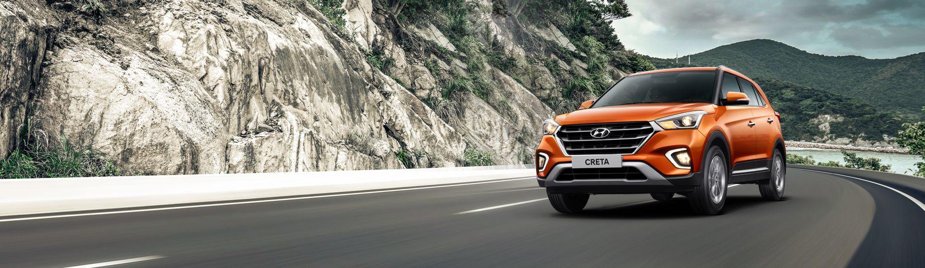 Hyundai Creta Top 6 Features for Perfect SUV Hyundai