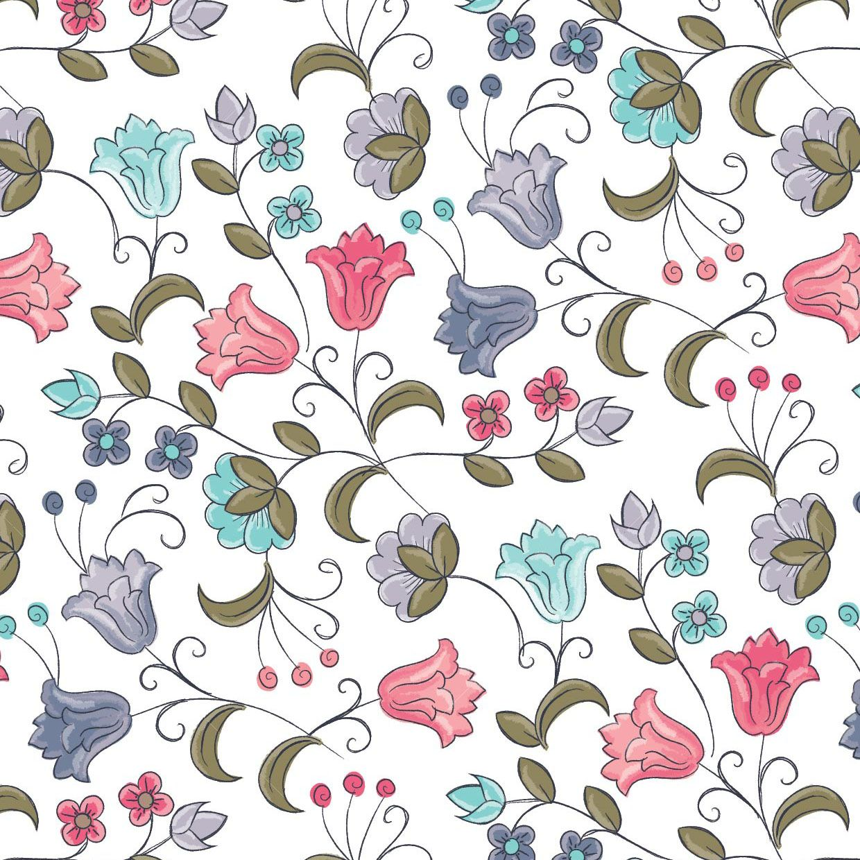 Emily Kiddy: October 2012 | Blumen Muster | Muster, Blumen ...
