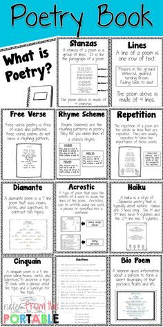 How to Teach Poetry (Even if You Hate it) - Notes from the Portable