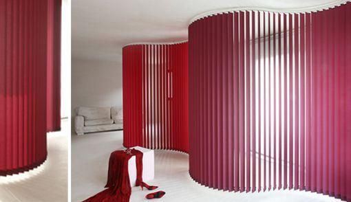 diseos de cortinas para salas sencillas