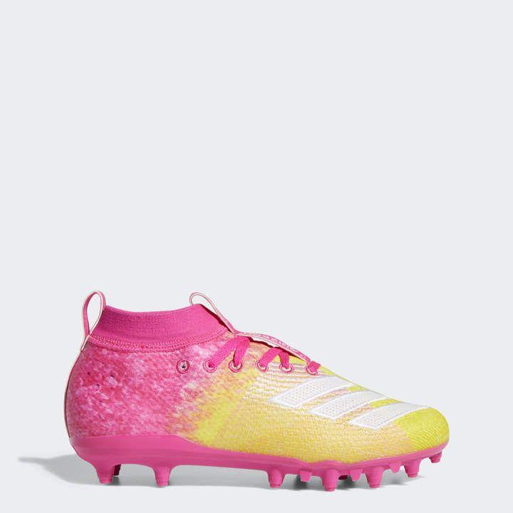 Adidas Adizero 8 0 Cleats Pink Adidas Us Pink Adidas Kids Shoes Adidas Girl