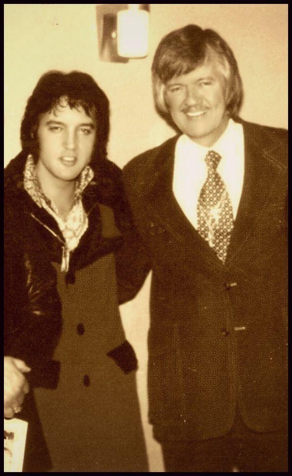 Elvis and J.D. Sumner