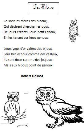 """""""Les hiboux"""" de Robert Desnos - YouTube"""