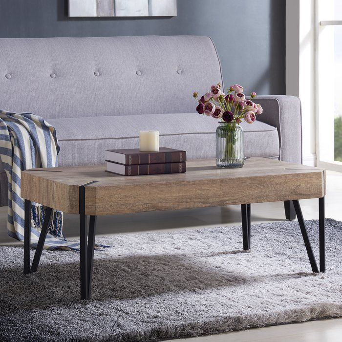 Vincente Coffee Table Rustic Coffee Tables Coffee Table