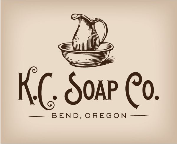 logomiller creative for boutique hand-made soap company
