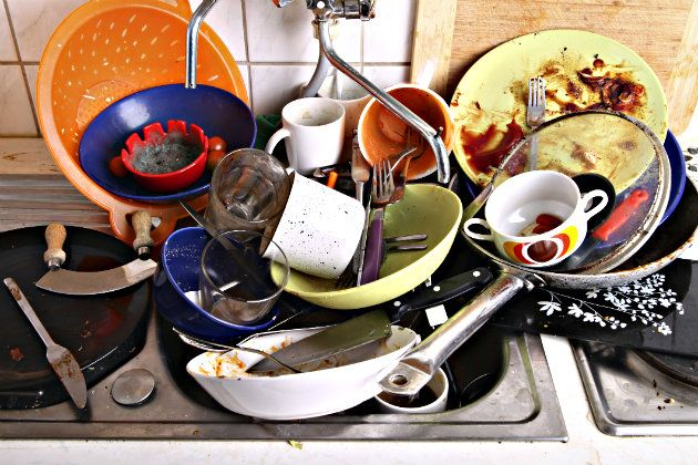 dirty kitchen, sink, gross, messy, dishes | Interiors | Pinterest ...