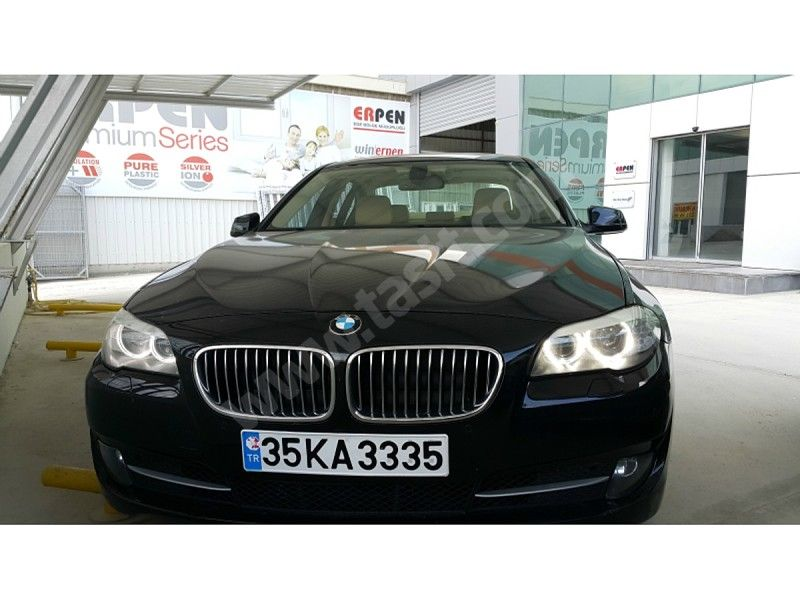 bmw 5 serisi 5.20d exclusive satilik 2011 model bmw 520d 106.000