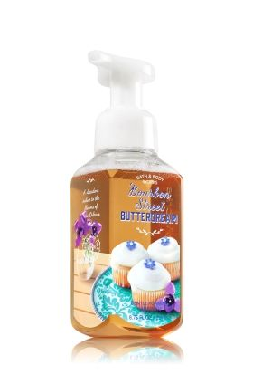 Bourbon Street Buttercream Gentle Foaming Hand Soap Bath