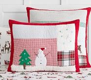 Jolly Santa Quilt Quilts Christmas Bedding Christmas