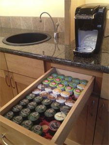 More   K Cup Storage Drawer   Community Coffee