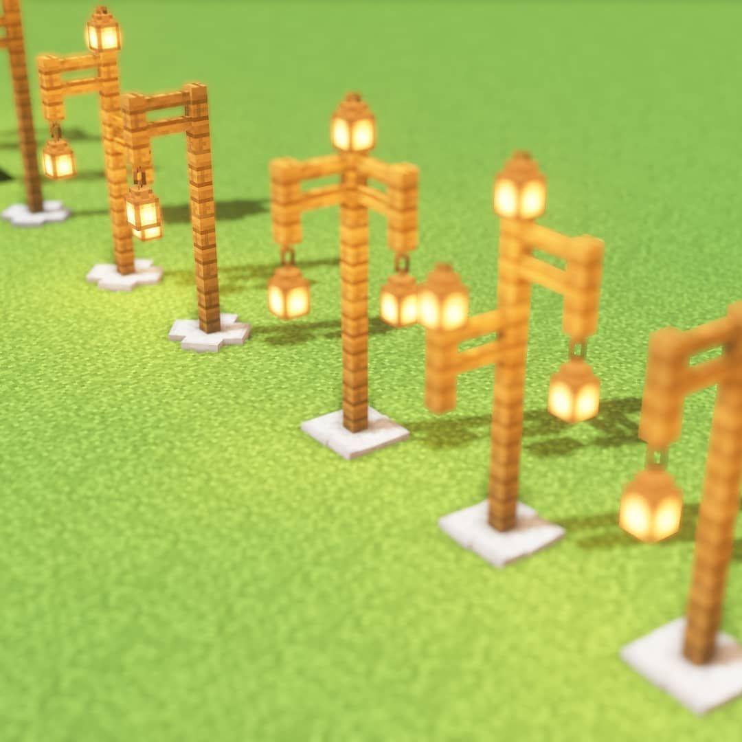10 K Gilla Markeringar 40 Kommentarer Seven Seven85654 Pa Instagram Street Lamp Tags Minecraft Blueprints Minecraft Projects Minecraft Creations