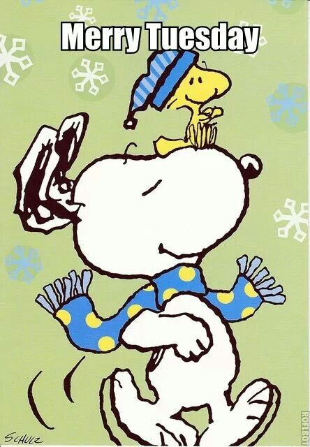 Merry Tuesday quotes quote snoopy days of the week tuesday tuesday quotes happy tuesday tuesday quote