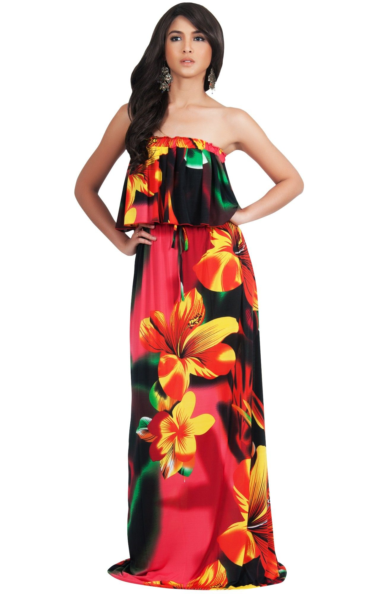 Long maxi dresses in our gcg range with sizing available from