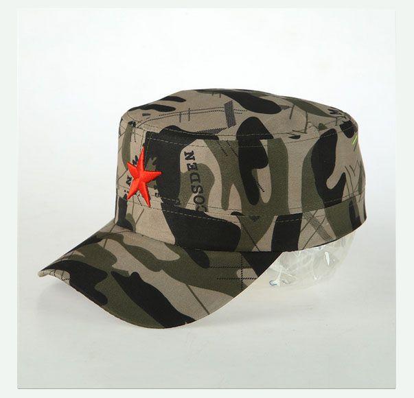1cc9eebe77269e vintage hat Army Cadet Patrol Castro Cap Hat Men Women Golf Driving Summer  Baseball mao hat cotton