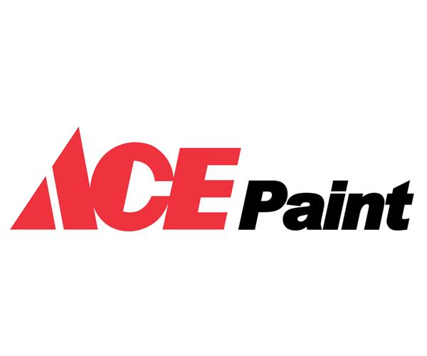 Ace Paint Logo Design Logo Design Logo Design Diy Logo Design Inspiration