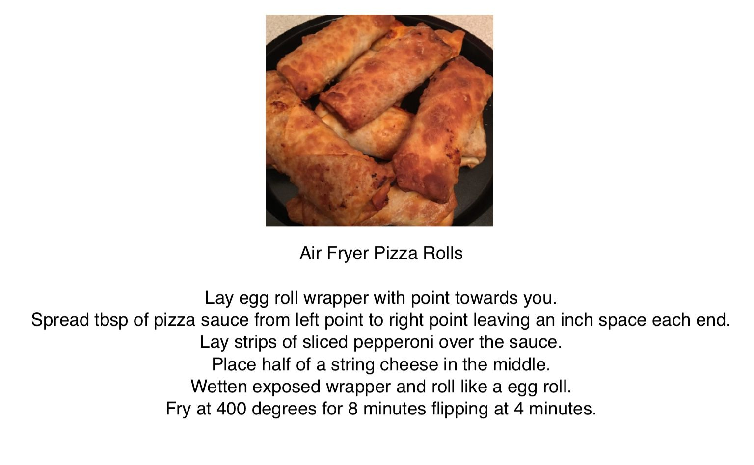 Pin by Barry Keippel on Air Fryer (With images