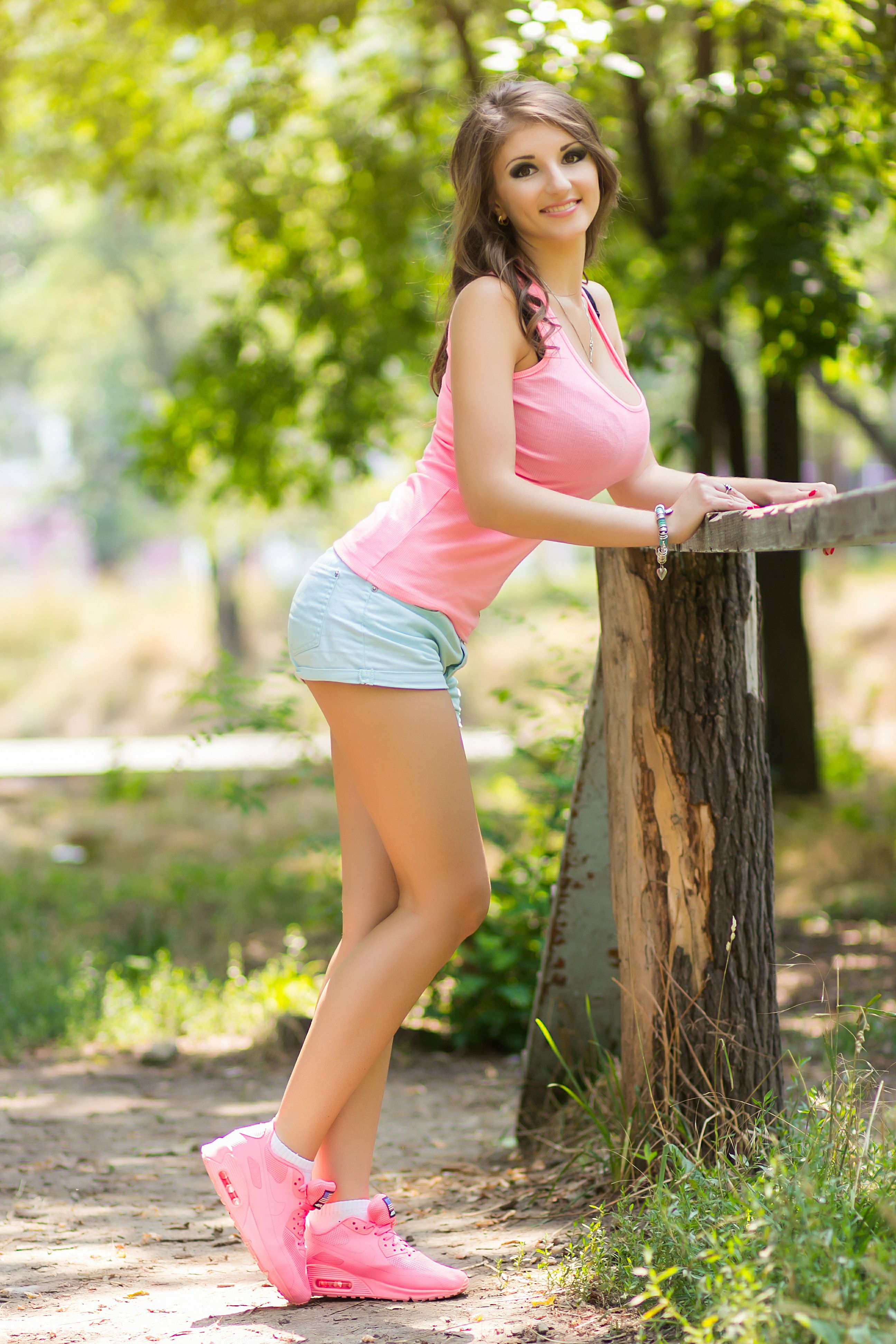 Sporty Russian lady Katerina from Odessa would like to