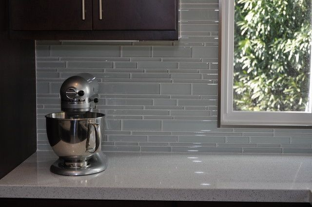 Glass Backsplash Tile Ideas glass backsplashes are considered green because they can be made