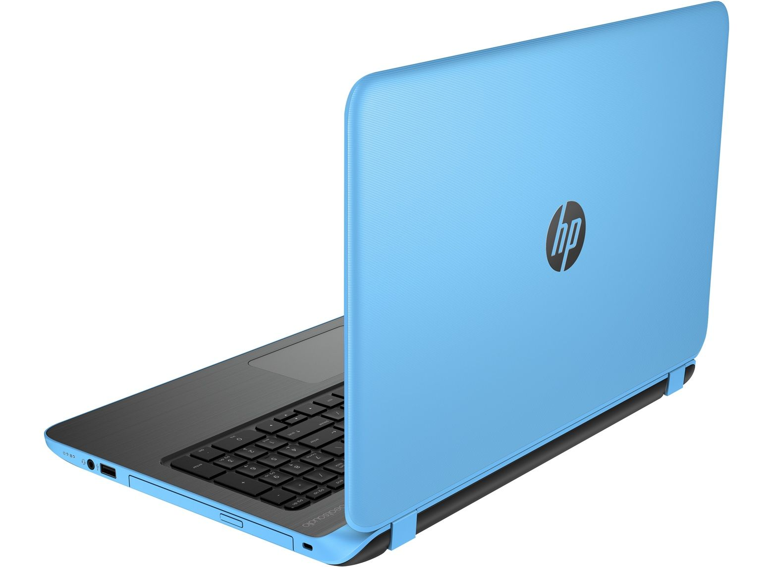 how to get on hp laptop