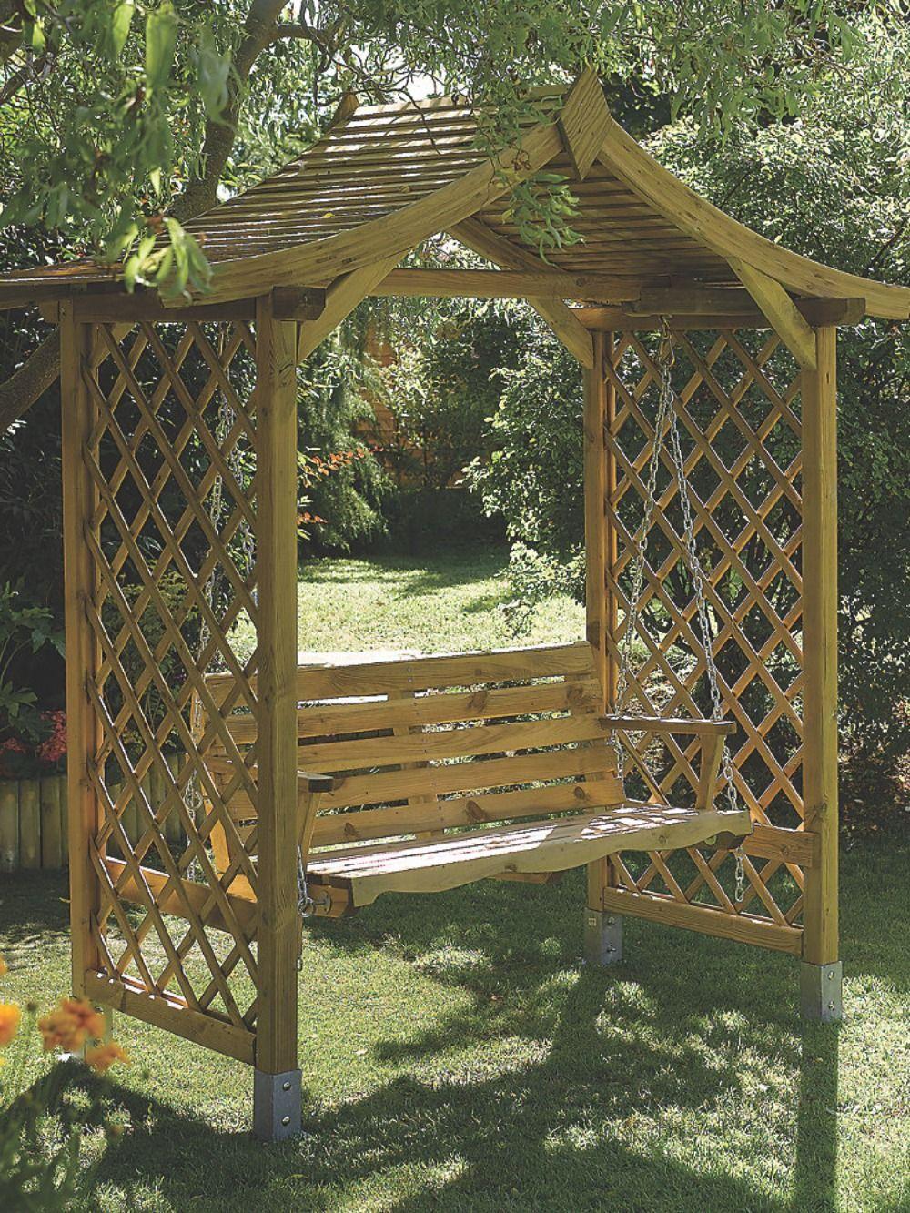 Dartmouth swing seat garden mall in 2020 garden swing