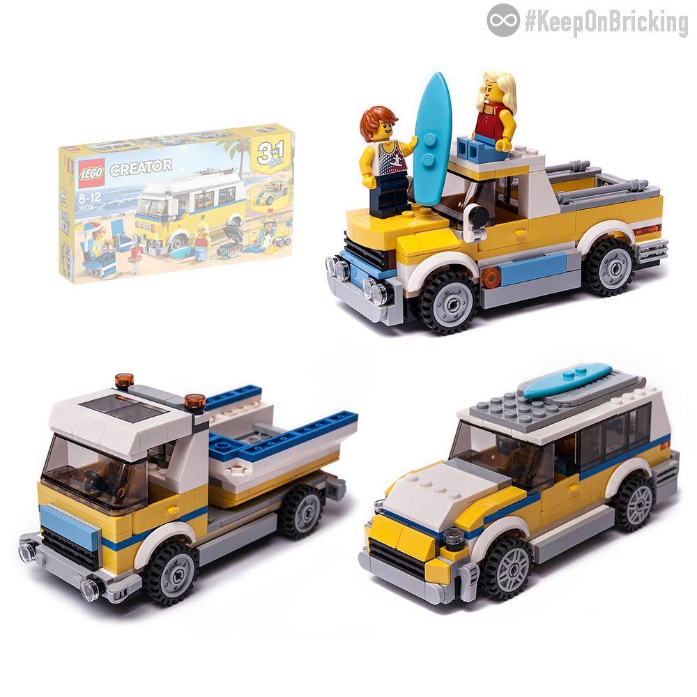 Lego Cars Toy Creator Car