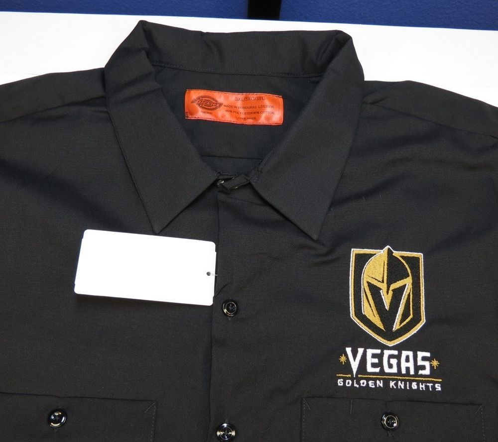 newest 25b1a 3cf4c Details about Las VEGAS GOLDEN KNIGHTS HOCKEY DICKIES ...