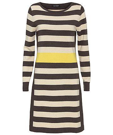 b0d743cf2362d6 Dress by Luisa Cerano  dress  stripes  luisa  cerano  engelhorn  fifties