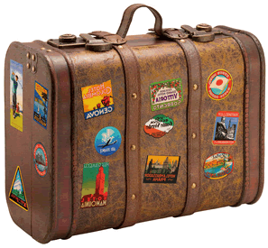 travel-suitcase.png (297×275) | | bag   box   container | | Pinterest