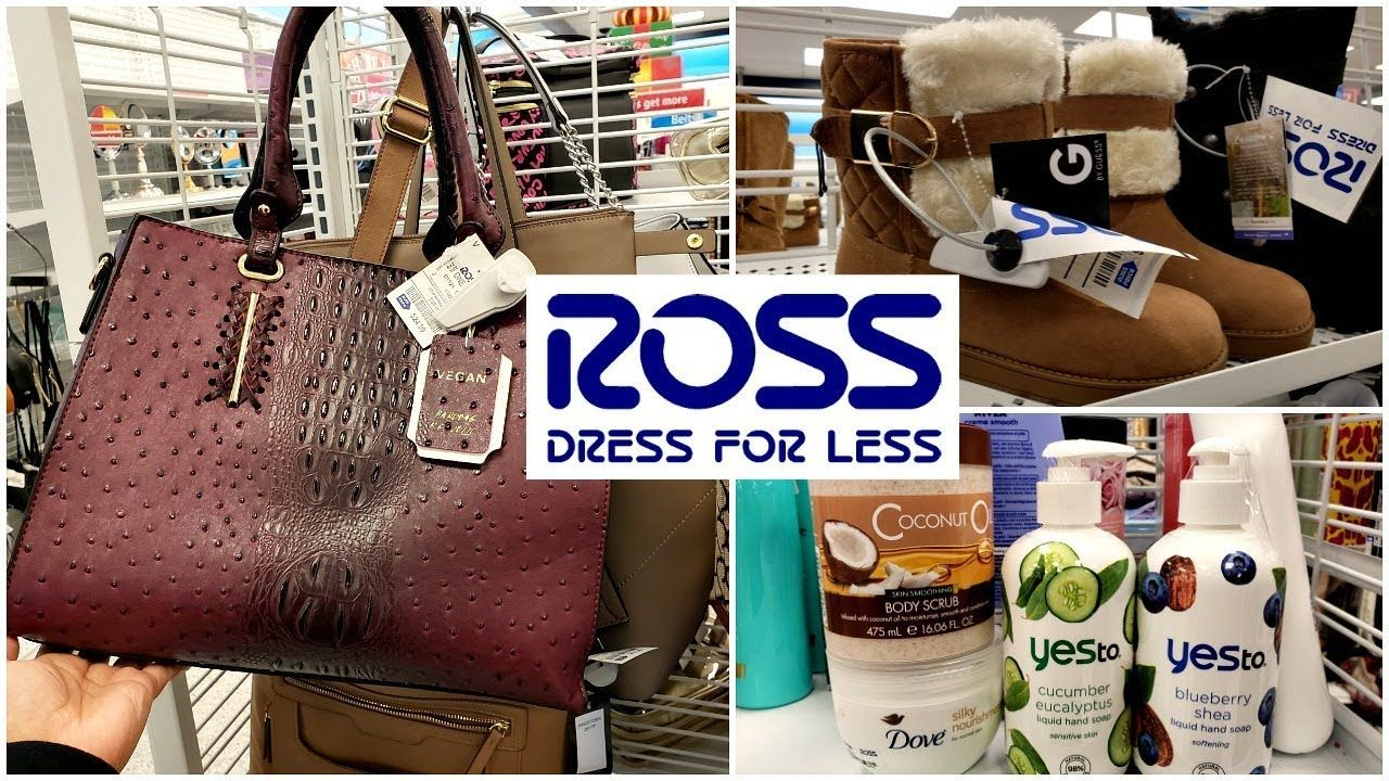 Come With Me Ross Decor Shoes Handbags Walk Through 2018 Youtube Ross Dresses Dresses For Less Shoes