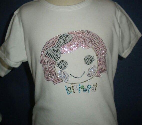 Lalaloopsy Birthday shirt