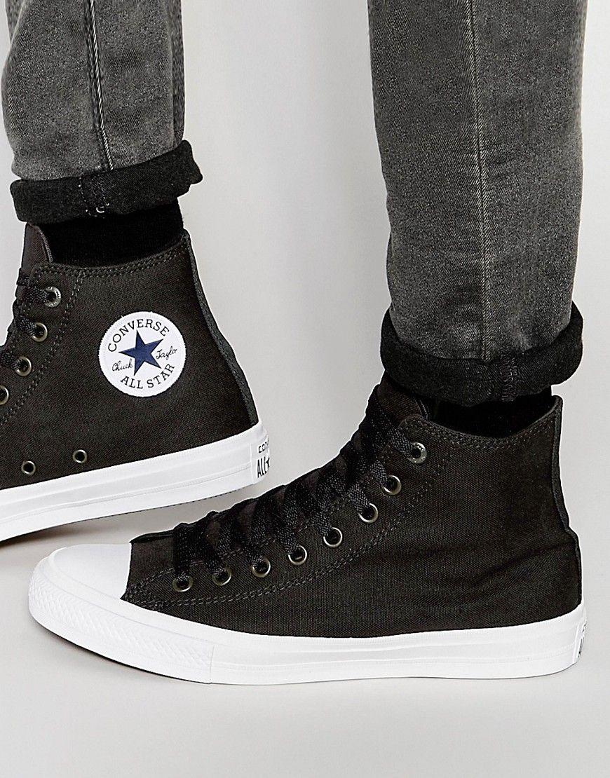 Zapatos rojos Converse All Star II para hombre gdljE